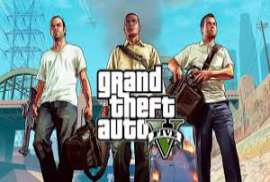 Gta 5 V1 Crack Only Download Free