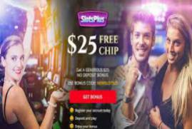 Slots plus casino welcome bonus