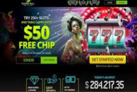 Vegas Casino Online Bonus Codes April 2020