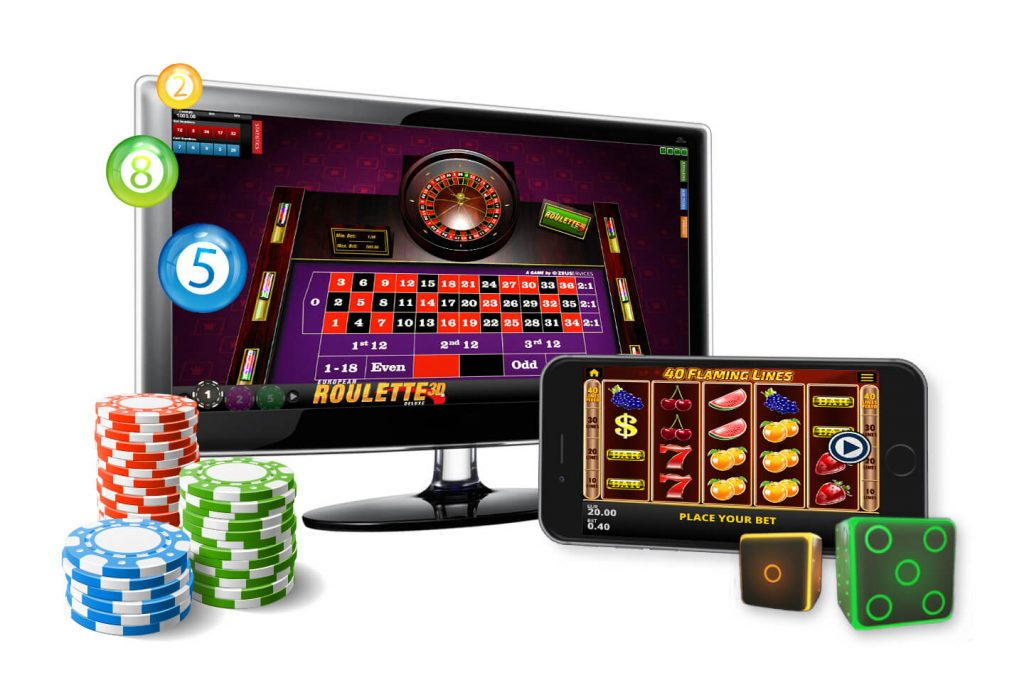 Playing Online Slot Games